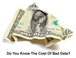 Cost of Bad Data
