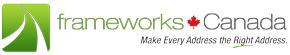 frameworks Canada Logo