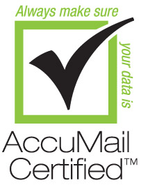 AccuMail frameworks Address Correction and Mailing Software